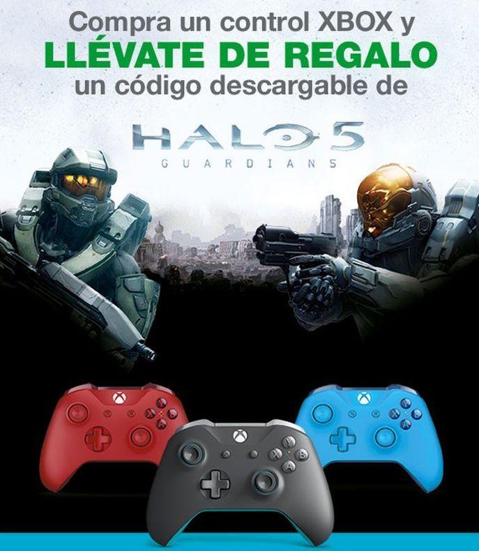 Oferta de Xbox por