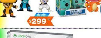 Oferta de Xbox One Microsoft por $4979