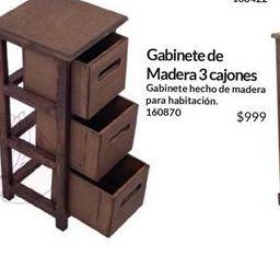 Oferta de Cajonera por $999