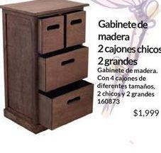 Oferta de Cajonera por $1999