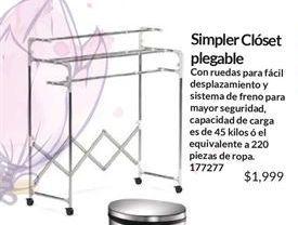 Oferta de Closets por $1999