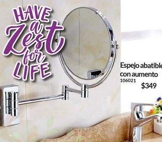 Oferta de Espejo por $349