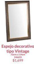 Oferta de Espejo por $1699