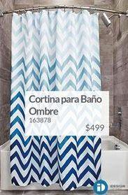 Oferta de Cortina de baño por $499