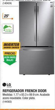 Oferta de Refrigeradores LG por