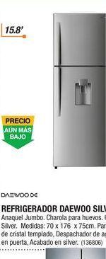 Oferta de Refrigeradores Daewoo por