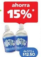 Oferta de Agua por $12.5