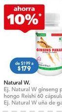 Oferta de Suplementos alimenticios por $179
