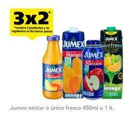 Oferta de Jugos Jumex por