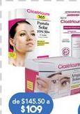 Oferta de Crema antiarrugas Cicatricure por $109