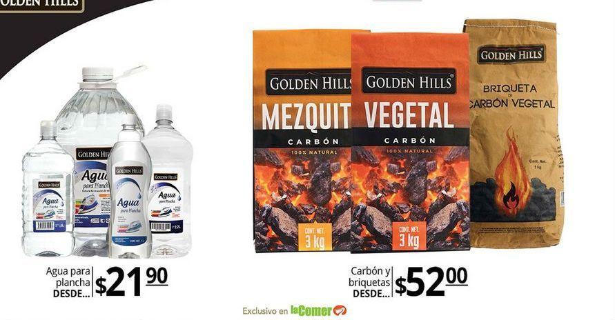 Oferta de Agua Golden Hills por