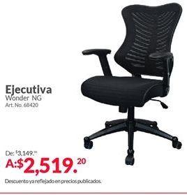 Oferta de Silla de oficina por $2519.2