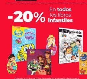 Oferta de Libros infantiles por