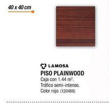 Oferta de Pisos de madera Lamosa por