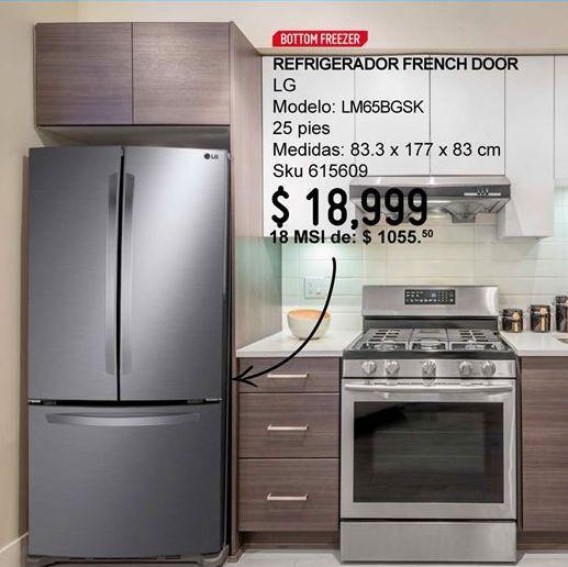 Oferta de Refrigeradores LG por $18999