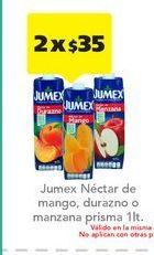 Oferta de Jugos Jumex por $35