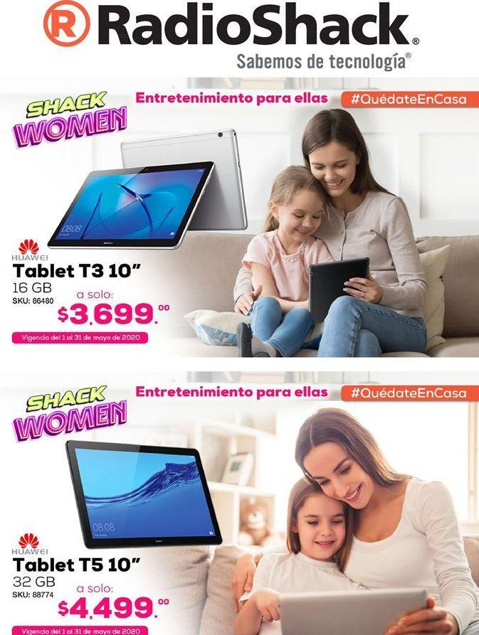 Oferta de Tablet Android Huawei por
