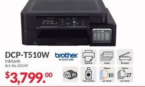 Oferta de Impresoras Brother por $3799