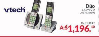 Oferta de Teléfono inalámbrico Vtech por $1196.1