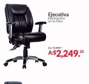 Oferta de Silla de oficina por $2249.25