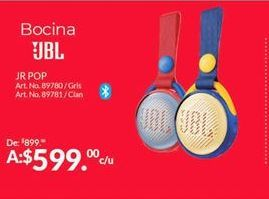 Oferta de Bocinas bluetooth JBL por $599