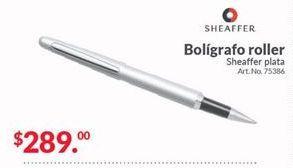 Oferta de Bolígrafos Sheaffer por $289