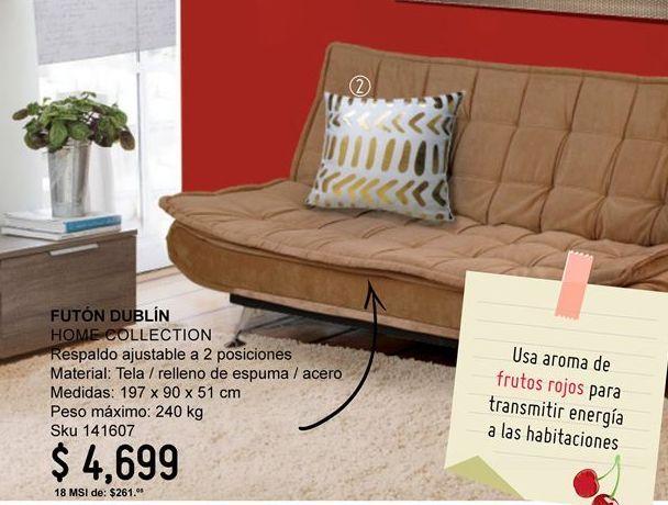 Oferta de Sofá Home Collection por $4699