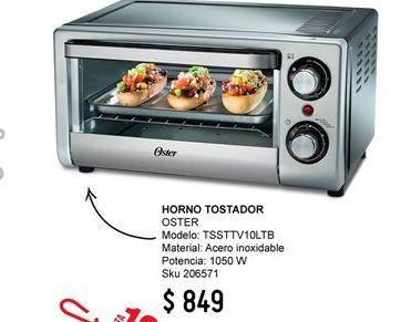 Oferta de Horno empotrable Oster por $849