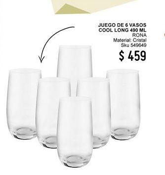 Oferta de Vasos por $459