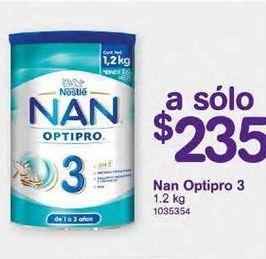 Oferta de Leche en polvo NAN por $235