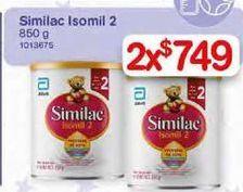 Oferta de Leche en polvo Similac por $749