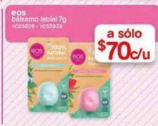 Oferta de Bálsamo de labios por $70