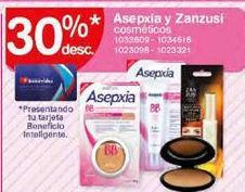 Oferta de Maquillaje Asepxia por