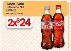 Oferta de Coca-Cola por $24
