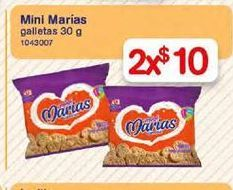Oferta de Galletas Gamesa por $10