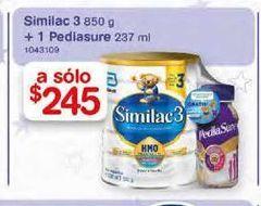 Oferta de Leche en polvo Similac por $245