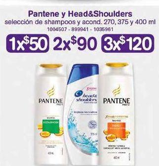 Oferta de Shampoo Head & Shoulders por $90