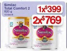 Oferta de Leche en polvo Similac por $769