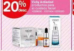 Oferta de Crema facial Vichy por