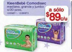 Oferta de Pañales Comodisec por $89
