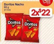 Oferta de Papas fritas Doritos por $22