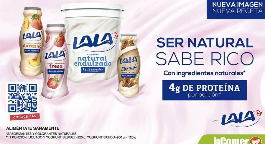 Oferta de Yogurt Lala por