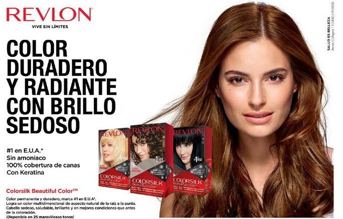 Oferta de Tintes para cabello Revlon por