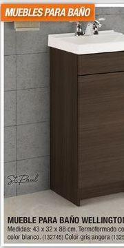 Oferta de Muebles para baño St. Paul por
