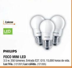 Oferta de Foco led Philips por