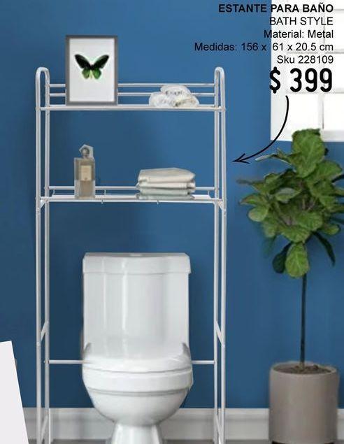 Oferta de Estante de baño por $399