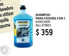 Oferta de Shampoo Karcher por $359