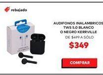 Oferta de Audífonos por $349