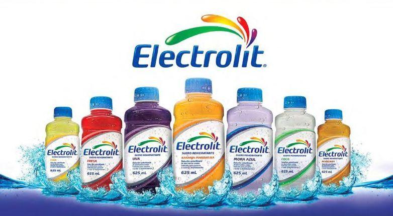 Oferta de Suero fisiológico Electrolit por