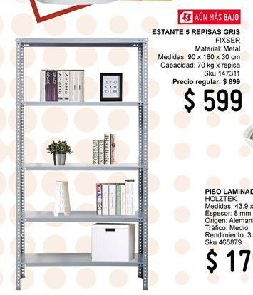 Oferta de Estantes por $599